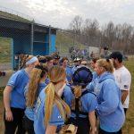 Girls Junior Varsity Softball beats Patuxent 20 – 0