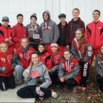 Girl's & Boy's Cross Country Capture PTC County titles