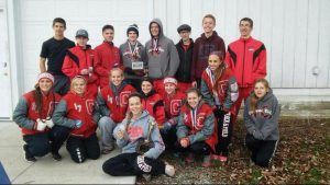 PTC Cross Country Champions