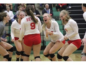 Volleyball v. Salem 10/26/15