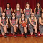 Red Devils Girl's Basketball gets 3rd in a row with gritty win at Waterloo 47-45