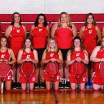 Devils Girls Tennis beat Coventry High School 5-0