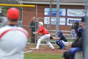 Varsity Baseball @ Lake Center Christian 5/3/2016