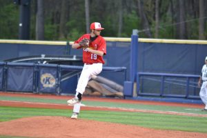 Varsity Baseball vs Lake Catholic @ Kent State 5/9/2016