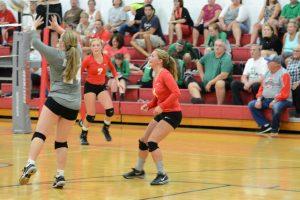 Volleyball v. Mogadore 9/22/16
