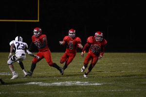 Football v. Rootstown 10/14/16