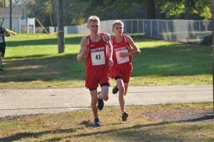 PTC Cross Country Championships 10/15/16