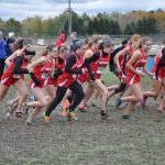 Red Devils Girl's Cross Country advances to Regionals
