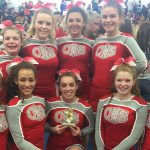 Red Devils Competition Cheer squad qualifies for State once again