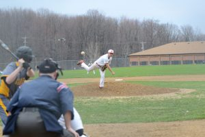 4/3 Varsity Baseball vs J.A. Garfield