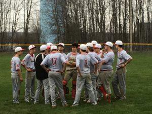4/3 JV Baseball @ J.A. Garfield