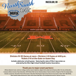 Red Devil Aaron Cox to compete in OHSFCA North-South Classic Saturday