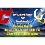 Boy's & Girl's Soccer travel to JAG for key PTC match ups