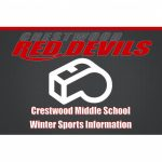 Crestwood Middle School Winter Sports Info & FAQs