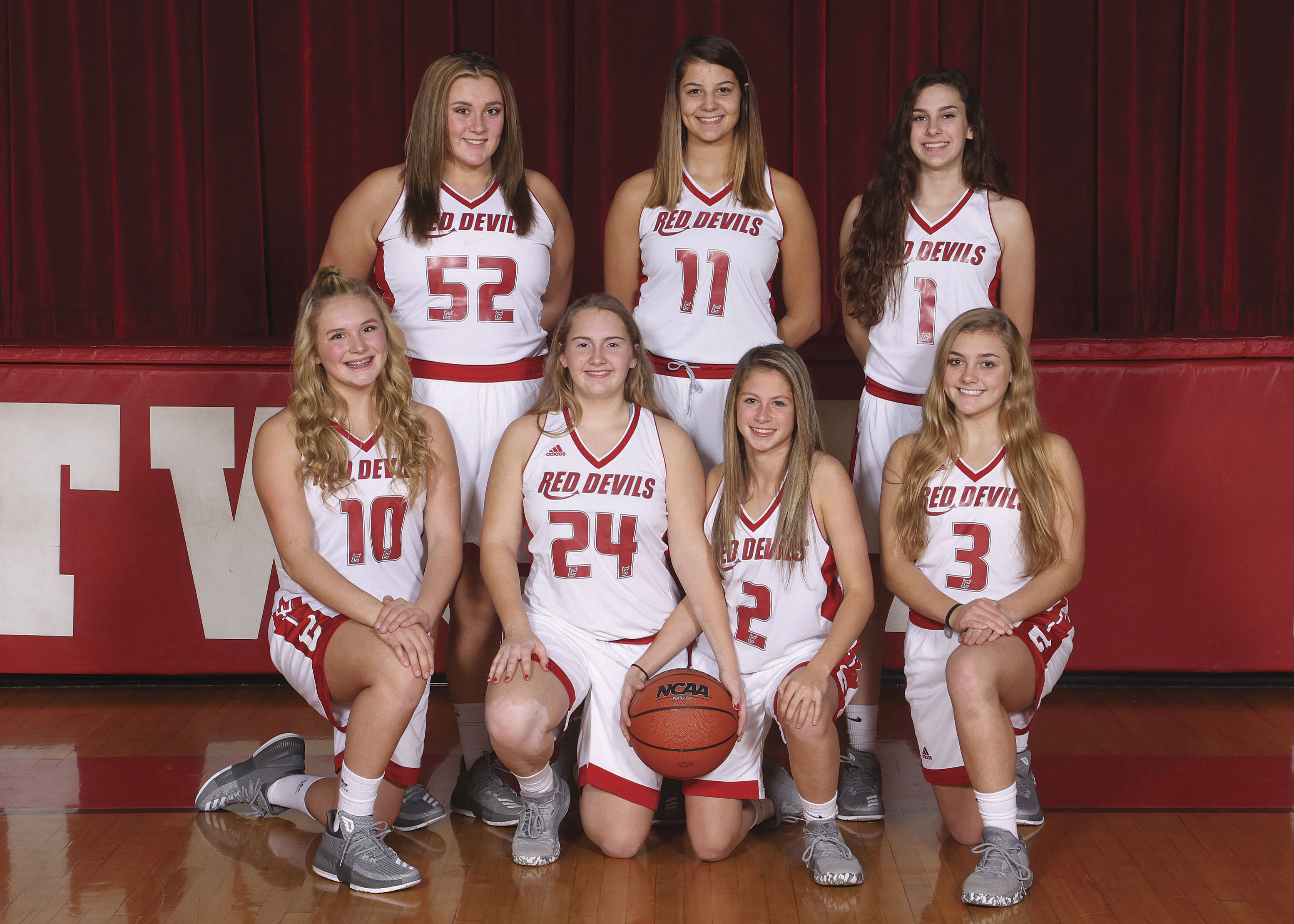 Devils Girls Basketball opens home season Saturday when they host the Colts