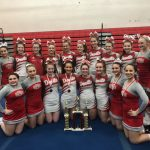 Competition Cheer Team competes at OASSA State Championships on Sunday