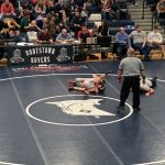 Wrestlers qualify seven to Districts