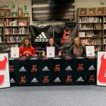 Three Seniors Commit to College Programs