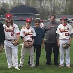 Crestwood Red Devils Varsity Grabs Lead In Sixth Inning To Defeat Lake Center Christian