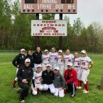 Lady Red Devils 11   Kenston Bombers 4