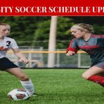 Varsity Soccer Schedule Update