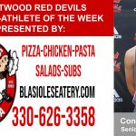 Blasiole's Pizza Student-Athlete of the Week