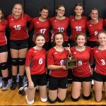 7th Grade Volleyball PTC Champs