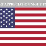 Military Appreciation Night Tonight (1/24)