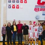 Red Devils Honor 1,000 Point Scorers