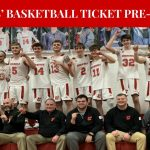 Boys' Basketball District Semifinal Ticket Pre-Sale