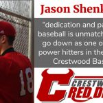 Spring Sports Senior Spotlight: Jason Shenkel