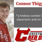 Spring Sports Senior Spotlight: Connor Thigpen