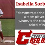 Spring Sports Senior Spotlight: Isabella Sorboro
