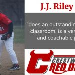 Spring Sports Senior Spotlight: J.J. Riley