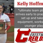 Spring Sports Senior Spotlight: Kelly Hoffman