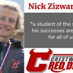Spring Sports Senior Spotlight: Nick Zizwarek
