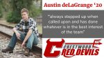 Spring Sports Senior Spotlight: Austin deLaGrange