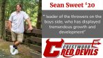 Spring Sports Senior Spotlight: Sean Sweet