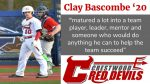 Spring Sports Senior Spotlight: Clay Bascombe