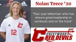 Spring Sports Senior Spotlight: Nolan Teece