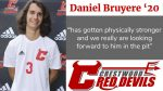Spring Sports Senior Spotlight: Daniel Bruyere