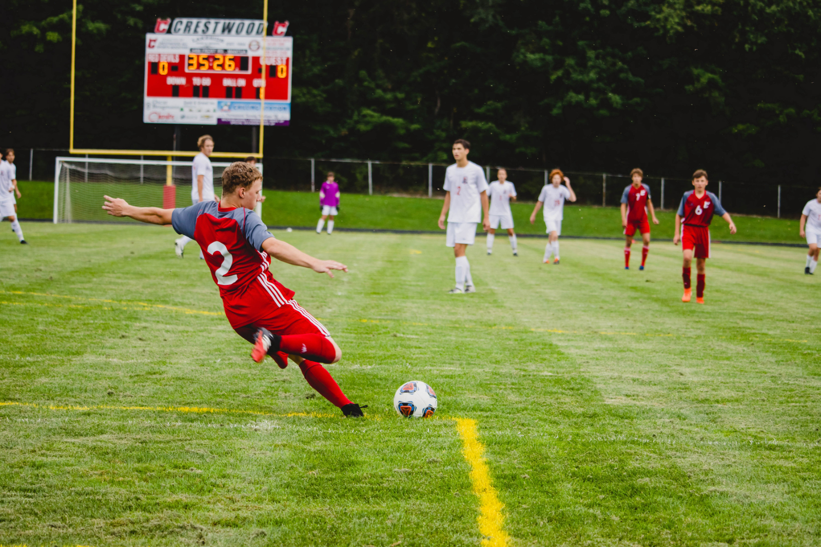 Boys Soccer @ Lake Center Canceled