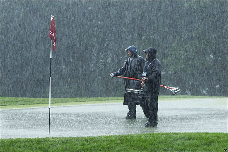 Cancellations: Mother Nature 3, Gladiators 1