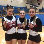 Competitive Cheer places 2nd @ Madison Invitational