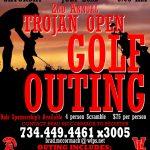 2016 Trojan Open Golf Outing