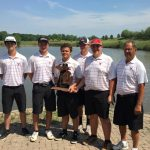 REGIONAL CHAMPIONS! Varsity Golf is off to States!