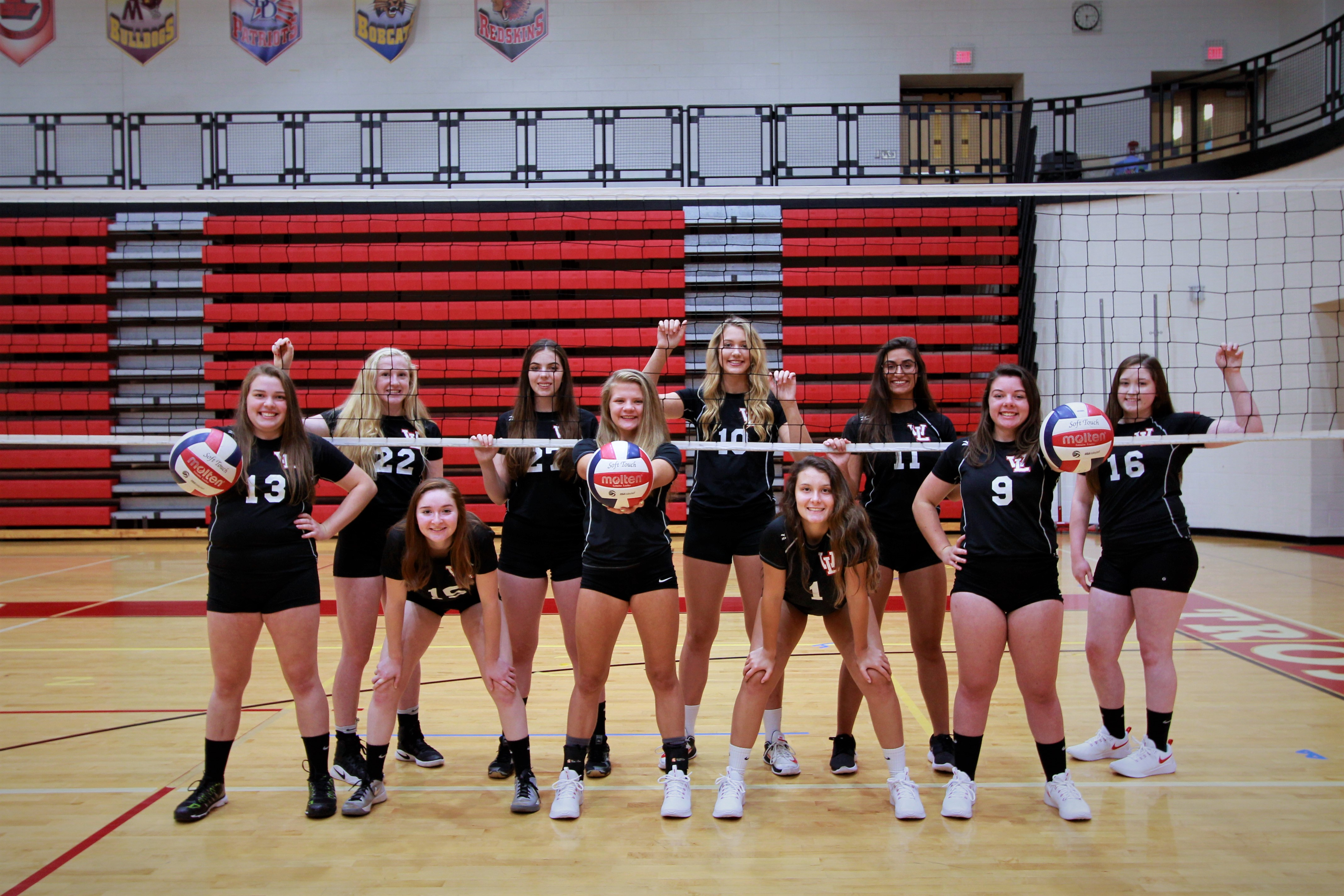 Volleyball All-Conference Team announced