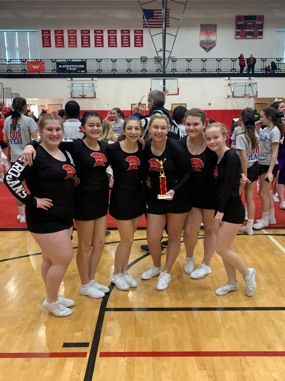 Whitmore Lake to host the Competitive Cheer District on Saturday