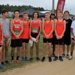 Boys Varsity Cross Country finishes 12th place at Winter Springs Invitational