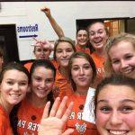 Girls Varsity Volleyball falls to Apopka 1 – 2